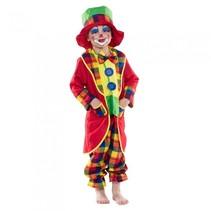 verkleedkostuum Clown junior