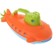 badspeelgoed duikboot oranje 26 cm
