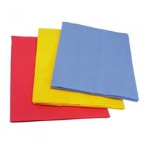 speelkleden rood/geel/blauw katoen 150 x 100 cm