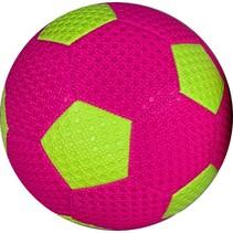 minivoetbal 20 cm paars