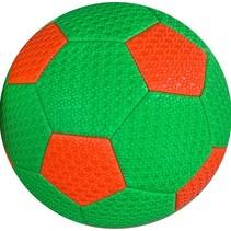minivoetbal 15 cm groen