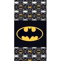 badlaken Batman zwart 70 x 140 cm