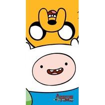 badlaken Adventure Time junior 70 x 140 cm