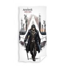 badlaken Assasin's Creed junior wit 70 x 140 cm