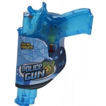 waterpistool 13 cm blauw
