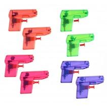 waterpistolen Squirt Guns 8 cm 8 stuks