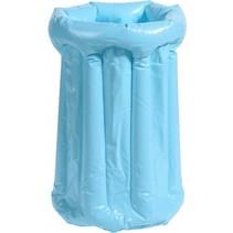 opblaasbare drankkoeler PVC blauw