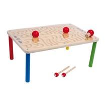 houten speeltafel Magnetisch doolhof 40 cm