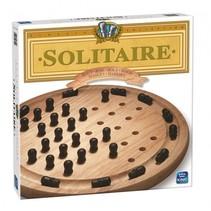 strategiespel Solitaire hout