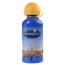 Ratatouille Bidon aluminium 400 ml paars/geel