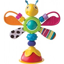 Lamaze Freddie de Vuurvlieg kinderstoelspeeltje 20 cm