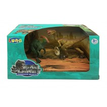 speelset dinosaurus junior 2 stuks