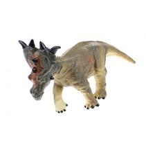 dinosaurus Styracosaurus groen 21 cm