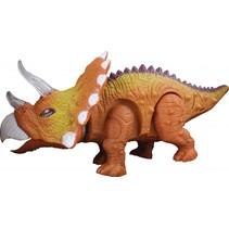 dinosaurus New Century 27 cm oranje