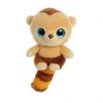 YooHoo & Friends knuffel Roodee 6 cm