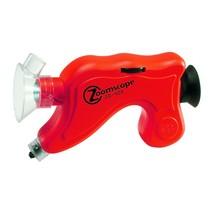 microscoop Zoomscope 16 cm rood