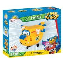 Super Wings bouwset Donnie 99-delig (25128)