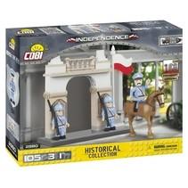 Historical bouwpakket Independence 105-delig 2980