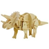 3D-puzzel Walking Triceratops 32 cm 41-delig