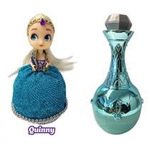 Génie Suprise Quinny 20 cm lichtblauw