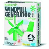 Kidzlabs Green Science: Windmolen Generator Frans