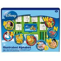 kleurset Disney Alfabet 43-delig