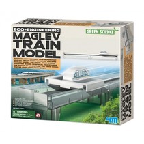 Kidzlabs: Maglev treinmodel bouwpakket