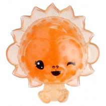 animalz squishy mega leeuw 12 cm oranje