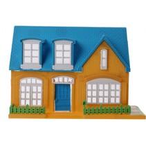 speelhuis Dream House meisjes 16.5 cm lichtblauw