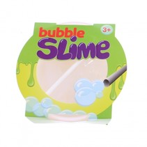 bubbelslijm met rietje 270 gr wit