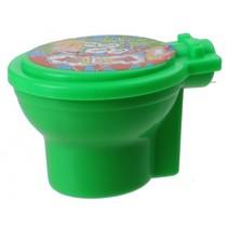toilet met Noise Putty junior 9 cm groen