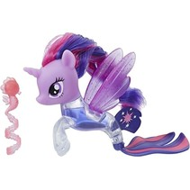 My Little Pony speelfiguur Flip en Flow: Twilight