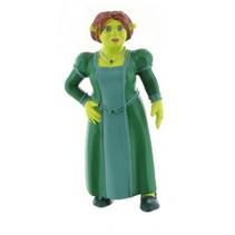speelfiguur Shrek: Fiona 9 cm groen