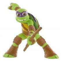 speelfiguur Ninja Turtles Donatello 9 cm groen