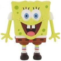 speelfiguur Spongebob Smile 5 cm geel