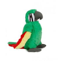 knuffel papegaai junior 31 cm pluche groen
