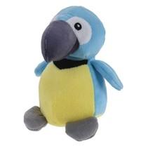 knuffel papagaai 14 cm