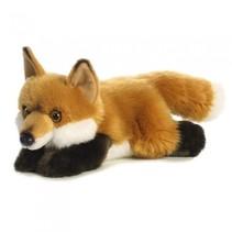 knuffel Mini Yoni vos bruin 28 cm
