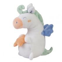 knuffel paard junior wit 17 cm