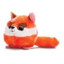 Knuffel YooHoo Ruby vos mini rood 7 cm