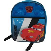 Cars rugzak 7,5 liter blauw/rood 31 x 25 x 10 cm