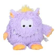 knuffel Monster junior pluche 21 cm paars