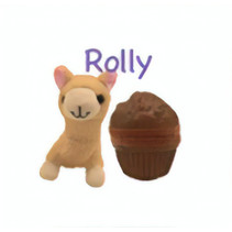 Sweet Pups Muffin Surprise Rolly junior 25 cm