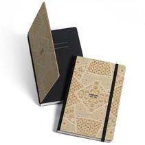 Notitieboekje kant 10x16cm