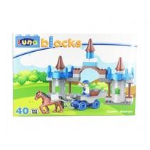 blokkenset kasteel 40-delig
