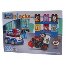 blokkenset Politie 22-delig