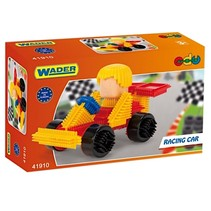 bouwblokken Needle Blocks Racing Car