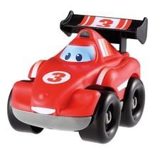 abrick bouwpakket raceauto rood 7-delig
