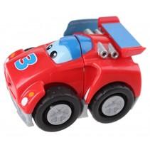 Mega Bloks raceauto Rony 3-delig