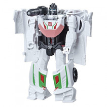 transformers Cyberverse 1 step Wheeljack 10,5 cm wit